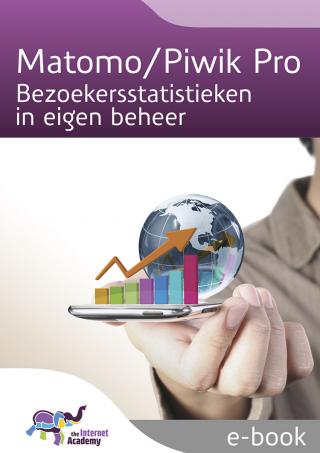 Omslag van 'Handboek Matomo/Piwik Pro: bezoekersstatistieken in eigen beheer'